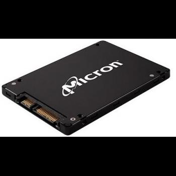 """Накопитель SSD Micron 5200MAX, 1.92Tb, SATA, TLC, 2,5"""""""