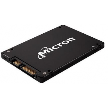 """Накопитель SSD Micron 5200MAX, 240Gb, SATA, TLC, 2,5"""""""