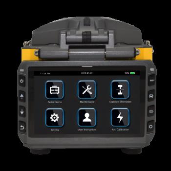 Автоматический сварочный аппарат FiberFox Mini 4S+
