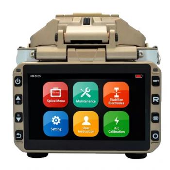 Автоматический сварочный аппарат FiberFox Mini 6S (уценка 2)