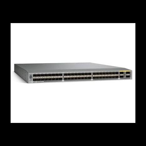 Коммутатор Cisco Nexus N3K-C3064PQ-10GE без лицензии N3K-LAN1K9