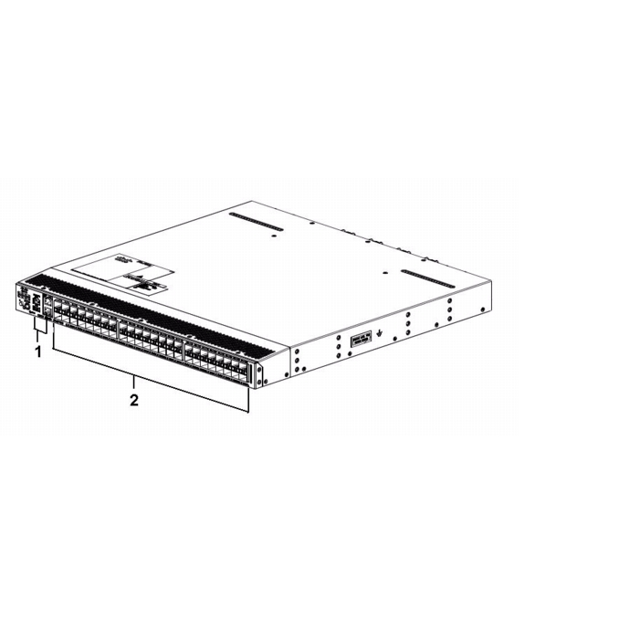 Коммутатор Cisco Nexus N3K-C3548P-10G