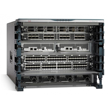 Модульный коммутатор Cisco Nexus N77-C7706