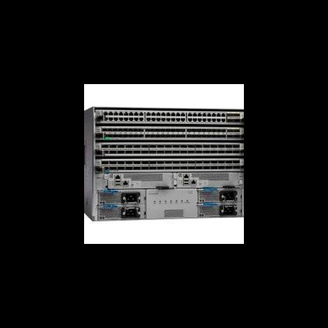Шасси Cisco Nexus N9K-C9504
