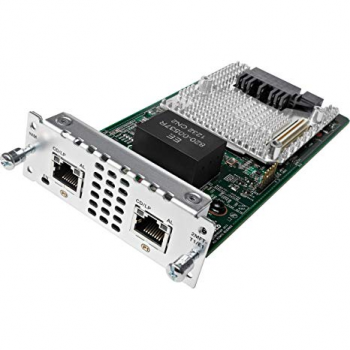 Модуль Cisco NIM-2MFT-T1/E1
