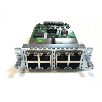 Модуль Cisco NIM-ES2-8-P