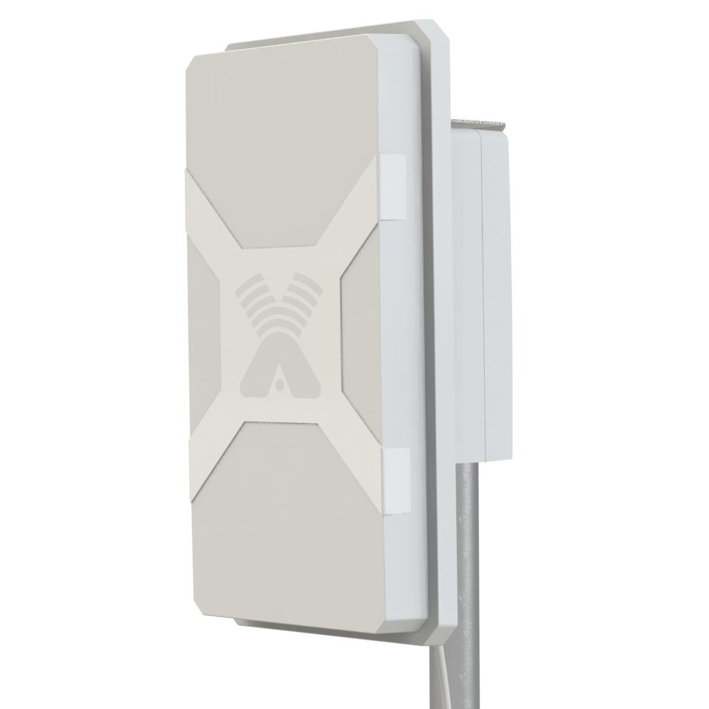 Широкополосная внешняя панельная антенна NITSA-5 MIMO 2x2 BOX/гермоввод RJ-45 LTE800/3G/ LTE2600
