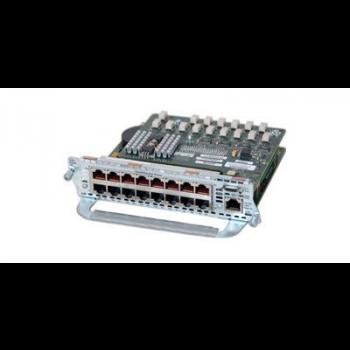 Модуль Cisco NM-16ESW-PWR