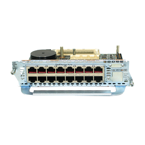 Модуль Cisco NM-16ESW
