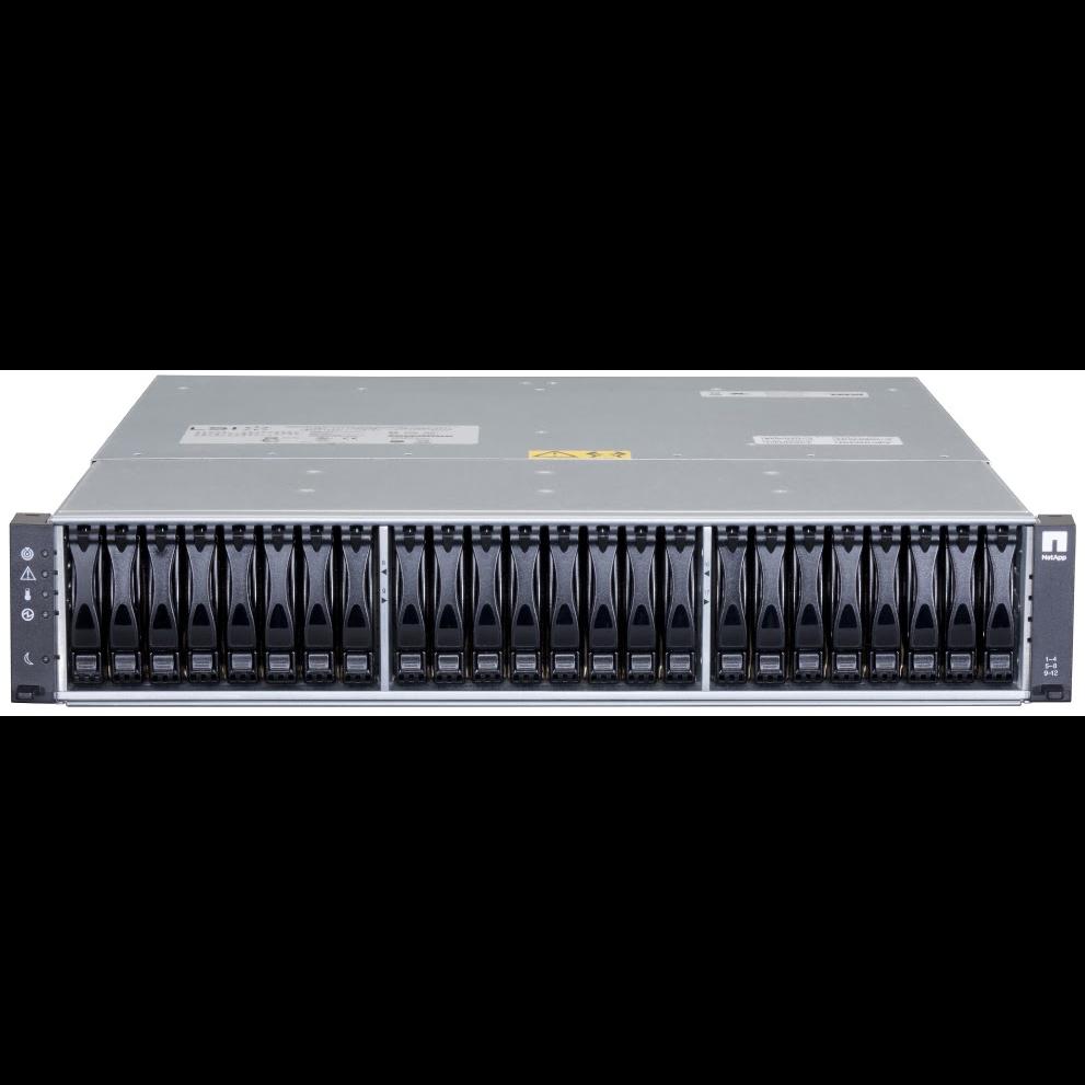 Система хранения данных NetApp E2700 SAN 21.6TB HA FC