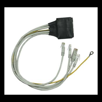 Грозозащита Ethernet Nag-клон-4