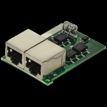 Грозозащита Ethernet Nag-APC-POE