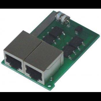Грозозащита Ethernet Nag-APC