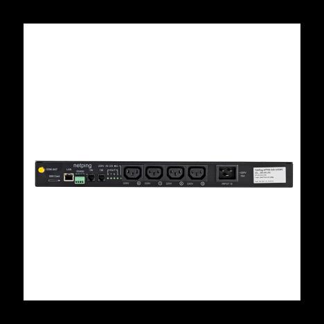 Устройство NetPing 8/PWR-220 v4/SMS