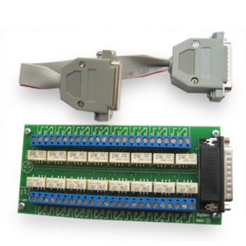 NetPing Relay board (плата реле для UniPing v3)