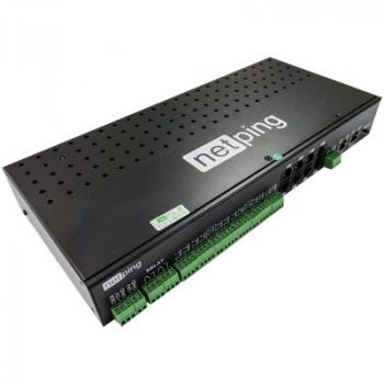 Устройство мониторинга NetPing server solution v5