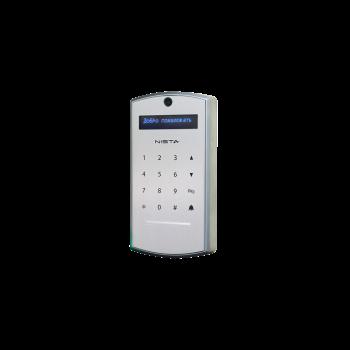 Nista IP39-40PC, накладной, камера, дисплей, клавиатура