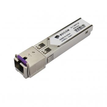 Модуль BDCOM SFP WDM GEPON, дальность до 20км (32dB), Tx/Rx: 1490/1310нм