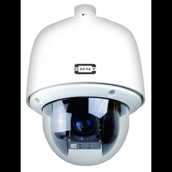 Поворотная камера IP 2.0Мп c автотрекингом, с 30х оптическим увеличением, настен. кронтш. и БП 24АС в компл. (некондиция)