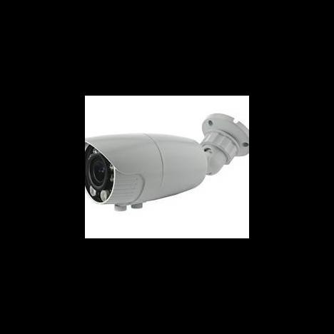 IP камера OMNY 222 уличная 1080p, c ИК подсветкой, 2.8-12мм, PoE, аудио, с кронштейном