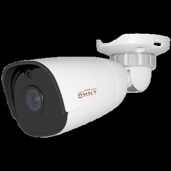 IP камера OMNY A55N 28 уличная OMNY PRO серии Альфа, 5Мп c ИК подсветкой, 12В/PoE 802.3af, microSD, 2.8мм