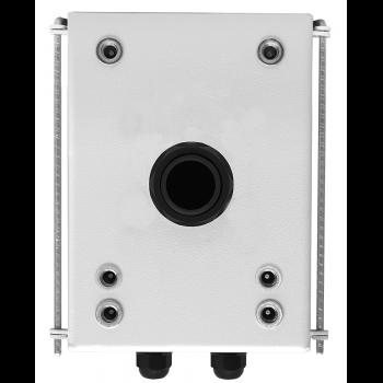 Универсальная монтажная коробка для PTZ и VF камер OMNY, монтаж на стену