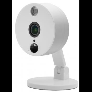 IP камера OMNY BASE LUNA1.3 офисная 1.3Мп (1280х960) 30к/с, 2.8мм, F1.8, 802.3af A/B, 5В DC microUSB, ИК до 10м, DWDR, MicroSD (имеет потертости)