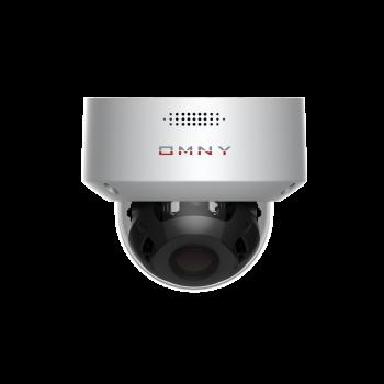 IP камера OMNY PRO M25E 2812 купольная 5Мп (2608x1960) 20к/с, 2.8-12мм мотор., F1.6-3.3, EasyMic, встр.микр, 802.3af A/B, 12±1В DC, ИК до 50м