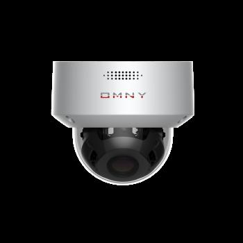 IP камера OMNY PRO M2O2B 2812 купольная 2Мп (1920×1080) 30к/с, 2.8-12мм мотор, F1.28-F2.2, EasyMic, аудиовых., встр.микр, дин-к, 802.3af A/B, 12±1В DC