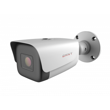 IP камера OMNY PRO M65E 2812 буллет 5Мп (2608x1960) 20к/с, 2.8-12мм мотор., F1.6-3.3, EasyMic, аудиовыход, 12±1В DC, ИК до 80м (имеет потертости)