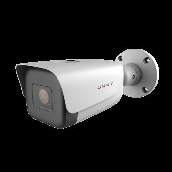 IP камера OMNY PRO M65E 2812 буллет 5Мп (2608x1960) 20к/с, 2.8-12мм мотор., F1.6-3.3, EasyMic, аудиовыход, 802.3af A/B, 12±1В DC, ИК до 80м