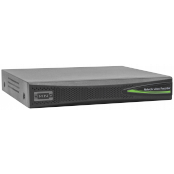 IP Видеорегистратор сетевой OMNY NVR 4/1  до  4x FullHD/25кс, 25Mbps, 1HDD  (некондиция)