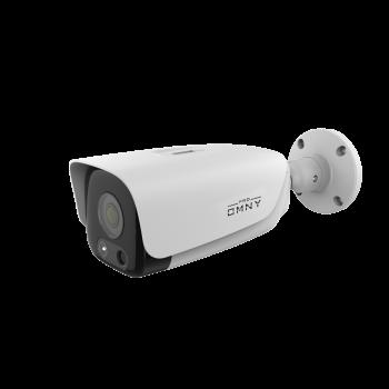 Тепловизионная IP камера OMNY PRO T74F 40, буллет, 4Мп (2560×1440) 25к/с, 4мм F1.0, EasyMic, аудиовых., встр. микр., динамик, 802.3af A/B, 12±1В DC