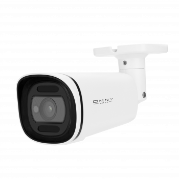 IP камера OMNY ViBe2EZ-WDU серии BASE, буллет, 1920x1080 30кс, 2.7;13.5мм моторизованный, EasyMic, 12В DC; 802.3af, ИК до 50м, WDR 120dB, USB2.0