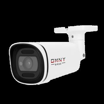 IP камера OMNY BASE ViBe8EZ-WDS 27135, буллет, 3840x2160, 15к/с, 2.7-135мм мотор. объектив, EasyMic, 12В DC, 802.3af, ИК до 50м, WDR 120dB, microSD