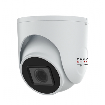 IP камера OMNY BASE ViDo2EZ-WDU 27135, купольная, 1920x1080, 30к/с, 2.7-13.5мм мотор. объектив, EasyMic, 12В DC, 802.3af, ИК до 40м, WDR 120dB, USB2.0