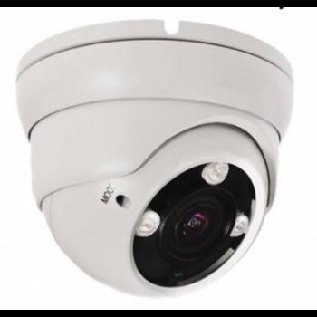 IP камера OMNY BASE ViDo4-WD купольная 4Мп (2592x1520) 18к/с, 2.7-13.5мм ручной, F1.4, 802.3af A/B, 12±1В DC, ИК до 30м (следы эксплуатации)