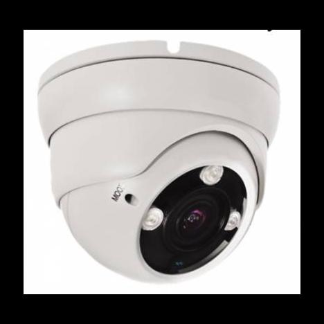 IP камера OMNY BASE ViDo4-WD купольная 4Мп (2592x1520) 18к/с, 2.7-13.5мм ручной, F1.4, 802.3af A/B, 12±1В DC, ИК до 30м, EasyMic, WDR 120dB