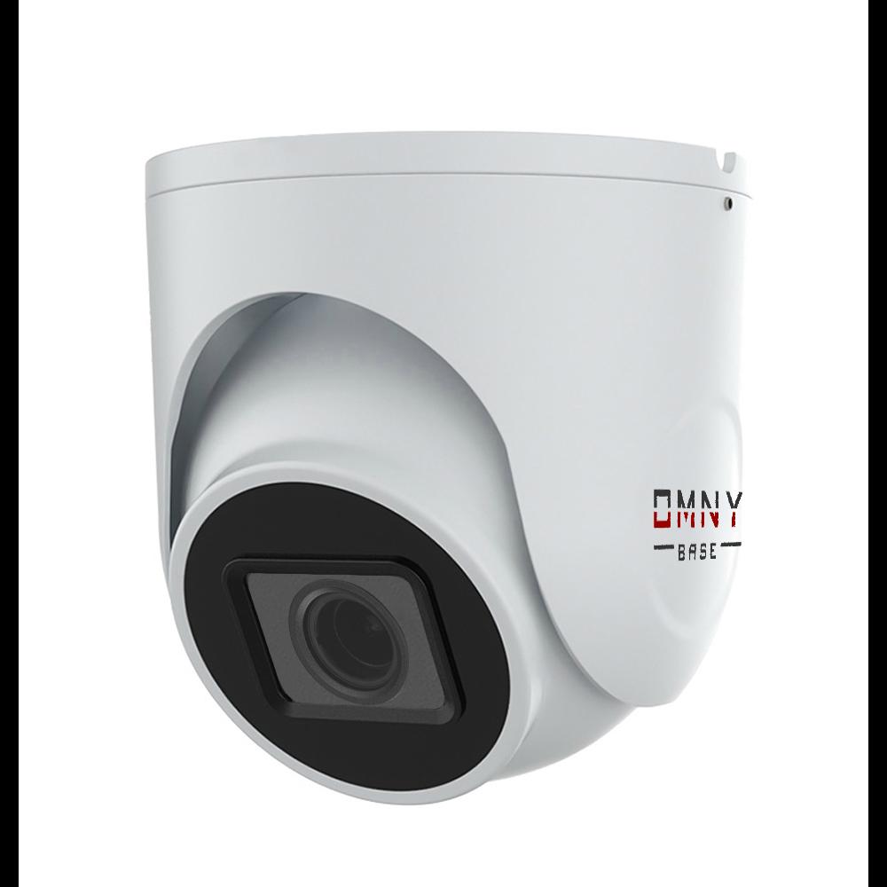 IP камера OMNY BASE ViDo5EZ-WDU 27135, купольная, 2592x1944, 30к/с, 2.7-13.5мм мотор. объектив, EasyMic, 12В DC, 802.3af, ИК до 40м (имеет царапины)