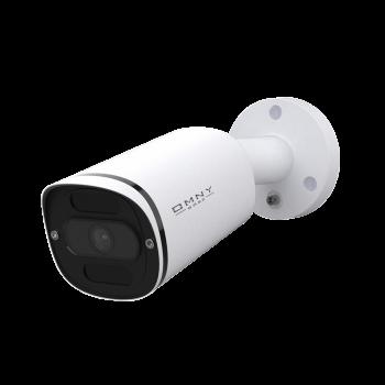 IP камера minibullet5e-wdu 28 серии BASE, буллет, 2592x1944 25кс, 2.8мм фиксированный, EasyMic, 12В DC; 802.3af, ИК до 30м, WDR 120dB, USB2.0