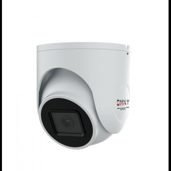 IP камера OMNY BASE miniDome5EZ-WDU, купольная, 5Мп (2592x1944), 30к/с, 2.8-8мм мотор.объектив, EasyMic, 12В DC, 802.3af, ИК до 25м, WDR 120dB, USB2.0