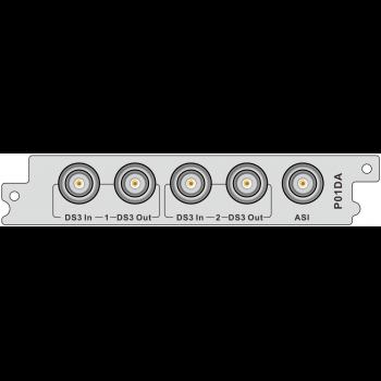 Модуль интерфейсов DS3 и ASI P01DA для DCP-3000MF
