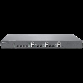 OLT BDCOM 3310 с 4 портами GEPON (SFP), 2 комбо-портами, 2хSFP, 2хRJ-45, 2 БП АC, FEC, порт RPS