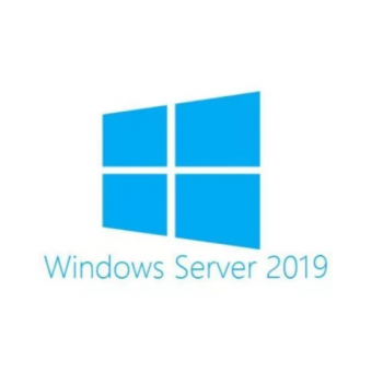 Лицензия Microsoft Windows Server Std 2019 RUS, 16 ядер, OEM с носителем
