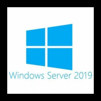 Лицензия Microsoft Windows Server Std 2019 RUS OEM расширение на 16 ядер с носителем