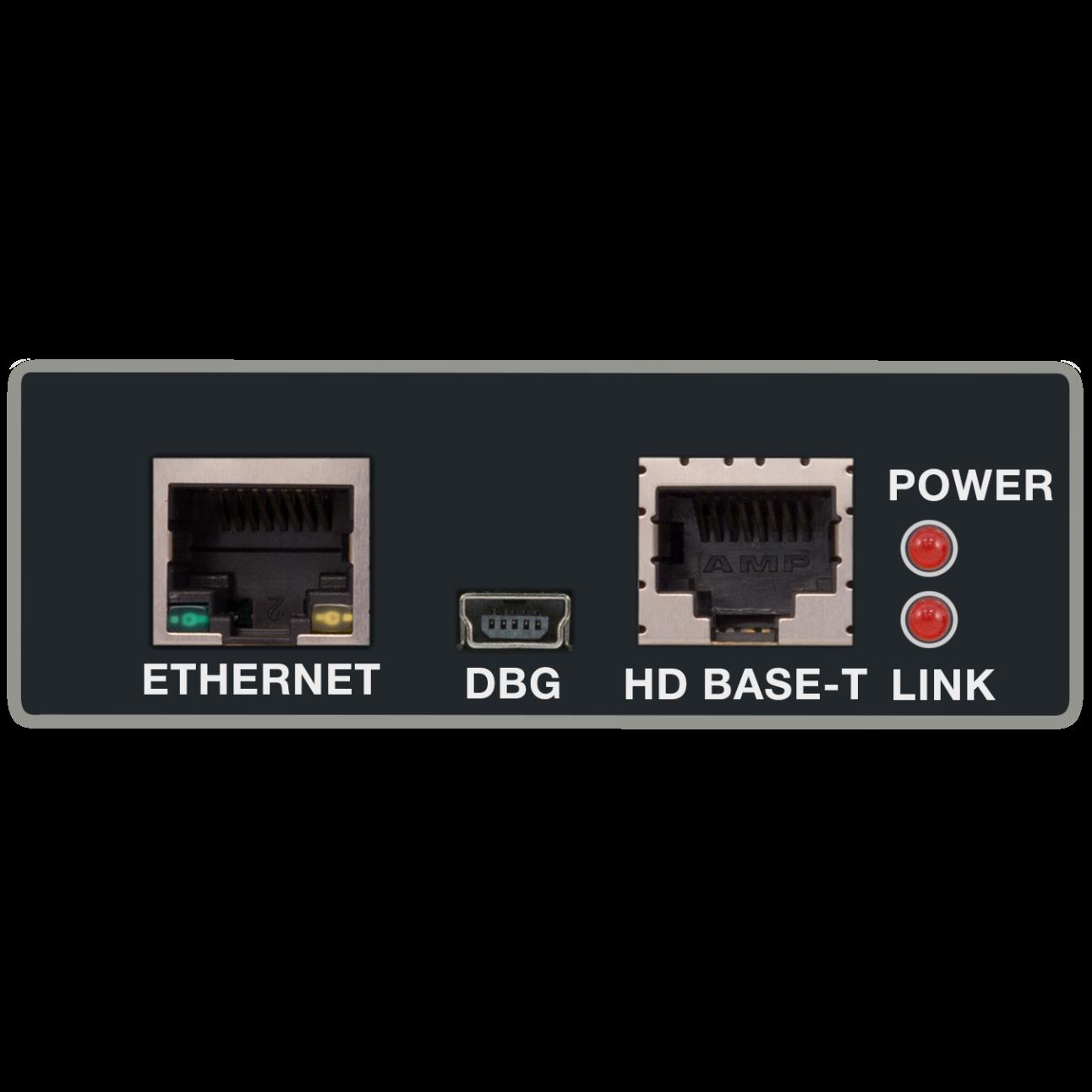 Передатчик сигналов HDMI, Ethernet по витой паре (HD BaseT)