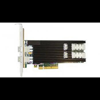 Сетевая карта 2 порта 10GBase-SR Bypass (LC, Intel 82599ES), Silicom PE210G2BPI9-SR5-SD