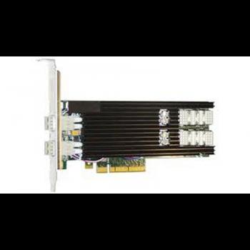 Сетевая карта 2 порта 1000Base-SX/10GBase-SR Bypass (LC, Intel 82599ES), Silicom PE210G2BPI9-SRD-SD
