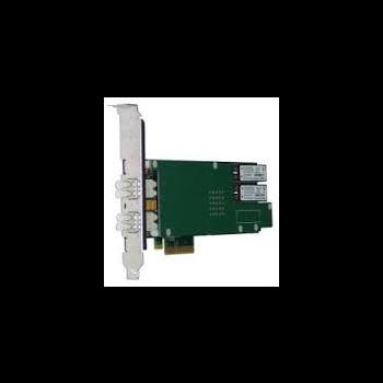 Сетевая карта 2 порта 1000Base-LX Bypass (LC, Intel i350AM4), Silicom PE2G2BPFi35-LX-SD