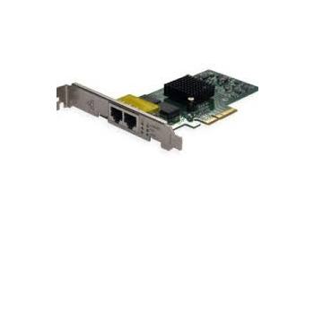 Сетевая карта 2 порта 10/100/1000Base-T Bypass (RJ45, Intel i350AM2), Silicom PE2G2BPi35A-SD